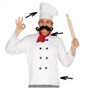 Set costume Chef Cuisine