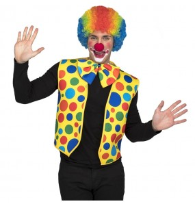 Kit costume Clown