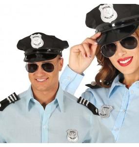 Set costume Policier