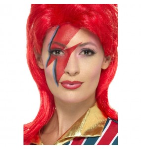 Kit maquillage David Bowie