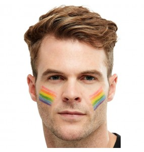 Kit maquillage multicolore LGTB