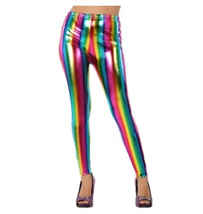 Leggings multicolore LGTB