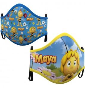 Masque de protection Maya l'abeille pour enfant