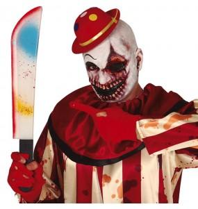 Machette géante Halloween