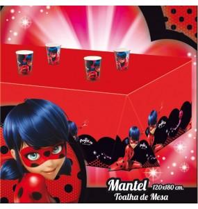 Nappe anniversaire Ladybug®