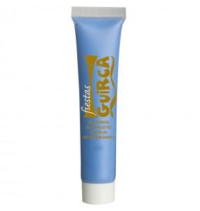 Maquillage Aquacouleur bleu clair