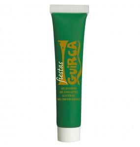 Maquillage Aquacouleur vert foncé