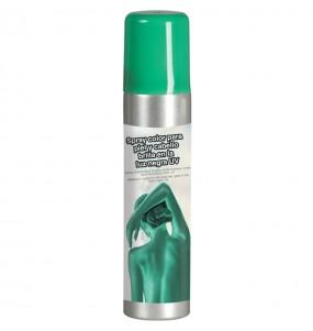 Spray Maquillage corps vert