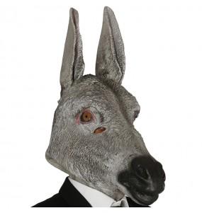 Masque Âne en latex