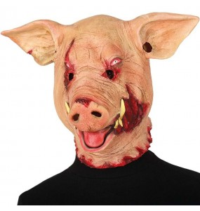 Masque Cochon Saw