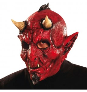 Masque Diable Lucifer