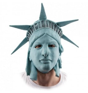 Masque The Purge Statue Liberté