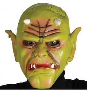 Masque Orque vert
