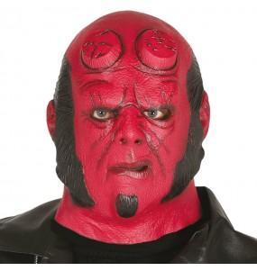 Masque Hellboy en latex