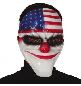 Masque The Purge Drapeau États Unis