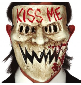 Masque The Purge Kiss Me