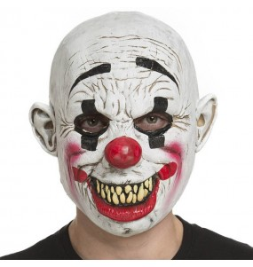 Masque Clown Diabolique La Purge