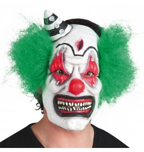 Masque Clown Psychose Halloween