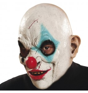 Masque Clown Zombie