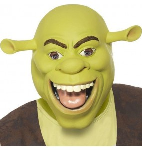 Masque Shrek latex