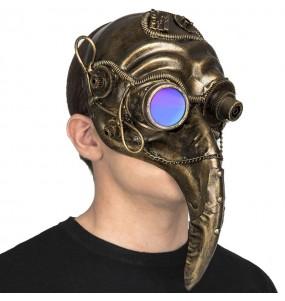 Masque Steampunk Oiseau