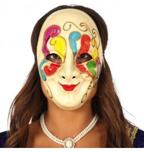 Masque Vénitien Multicolore