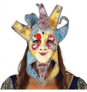 Masque Vénitien avec grelots