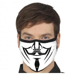 Masque de protection Anonymous pour adultes