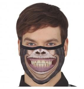 Masque de protection Singe pour adultes