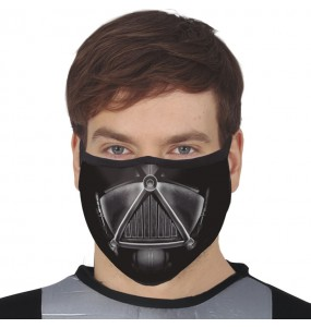 Masque de protection Darth Vader pour adultes