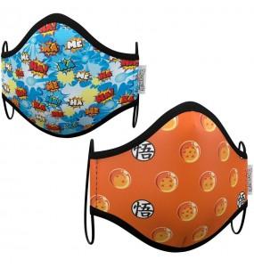 Masque de protection Dragon Ball pour adultes