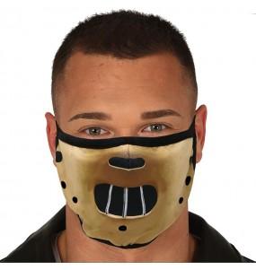 Masque de protection Hannibal Lecter pour adultes
