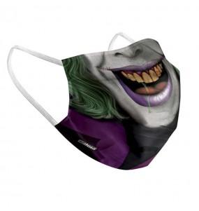 Masque de protection Joker Batman pour adultes