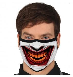 Masque de protection Joker pour adultes