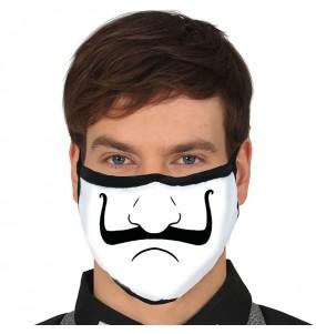 Masque de protection La Casa de Papel pour adultes