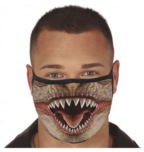 Masque de protection Lézard pour adultes