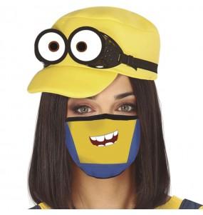Masque de protection Minions pour adultes