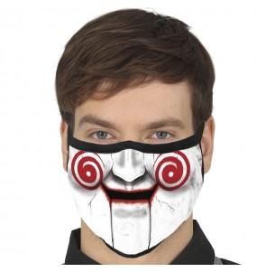 Masque de protection Saw pour adultes
