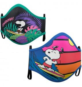 Masque de protection Snoopy pour adultes