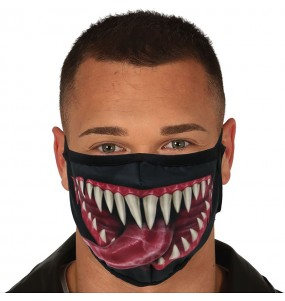 Masque de protection Venom pour adultes