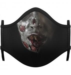Masque de protection Zombie Femme pour adultes