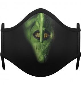 Masque de protection Sorcière pour enfant