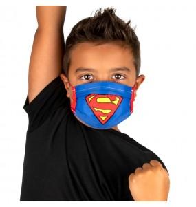 Masque de protection Superman pour enfant