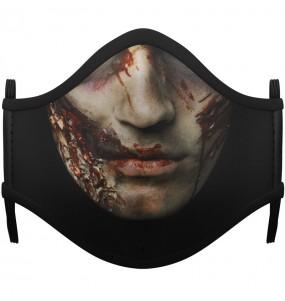 Masque de protection Zombie Mort Vivant pour enfant