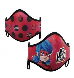 Masque de protection Ladybug pour adultes