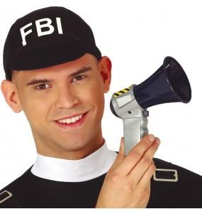 Mégaphone Policier avec son