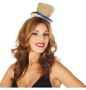 Mini Chapeau Doré