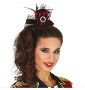 Mini Chapeau Dompteuse Cirque