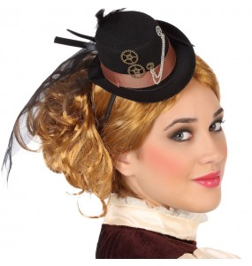 Mini Chapeau Steampunk