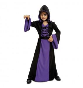 Déguisement Princesse Sorcière Violette